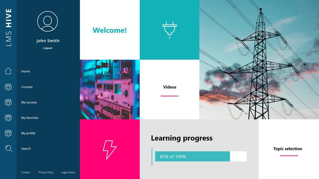 learning platform LMS HIVE